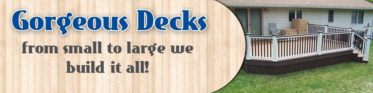 small decks